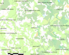 Map commune FR insee code 19075.png