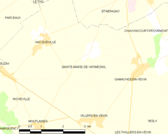 Map commune FR insee code 27567.png