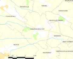 Map commune FR insee code 31249.png