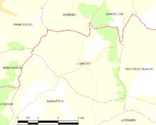 Map commune FR insee code 32212.png