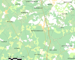 Map commune FR insee code 33046.png