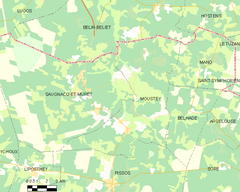 Map commune FR insee code 40200.png