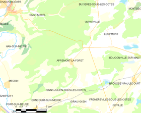 Map commune FR insee code 55012.png