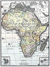 100px map of africa from encyclopaedia britannica 1890
