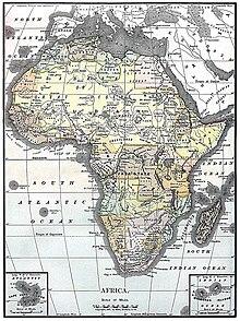 Africa Subsahariana Cartina Fisica.Africa Subsahariana Wikipedia