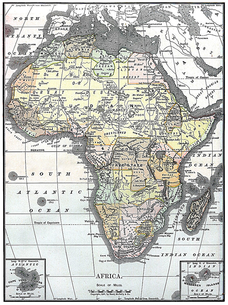 File:Map of Africa from Encyclopaedia Britannica 1890.