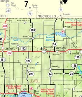 Montrose, Kansas Unincorporated community in Kansas, United States