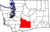Map of Washington highlighting Yakima County.svg