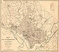Map of the city of Washington and surroundings LOC 88693403.jpg