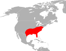Red Wolf Wikipedia - Maps of the location of wolves in the us