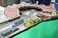 Maquette de la rotonde ferroviaire de Longueville (Seine et Marne - France).jpg