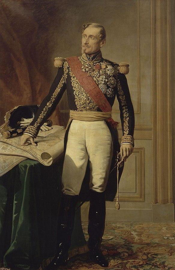 Arnaud Jacques Leroy de Saint-Arnaud, maréchal de France (1800-1854)