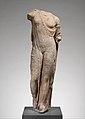 Marble statue of Aphrodite, the so-called Venus Genetrix MET DP116947.jpg