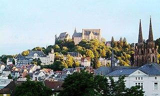 Marburg speech