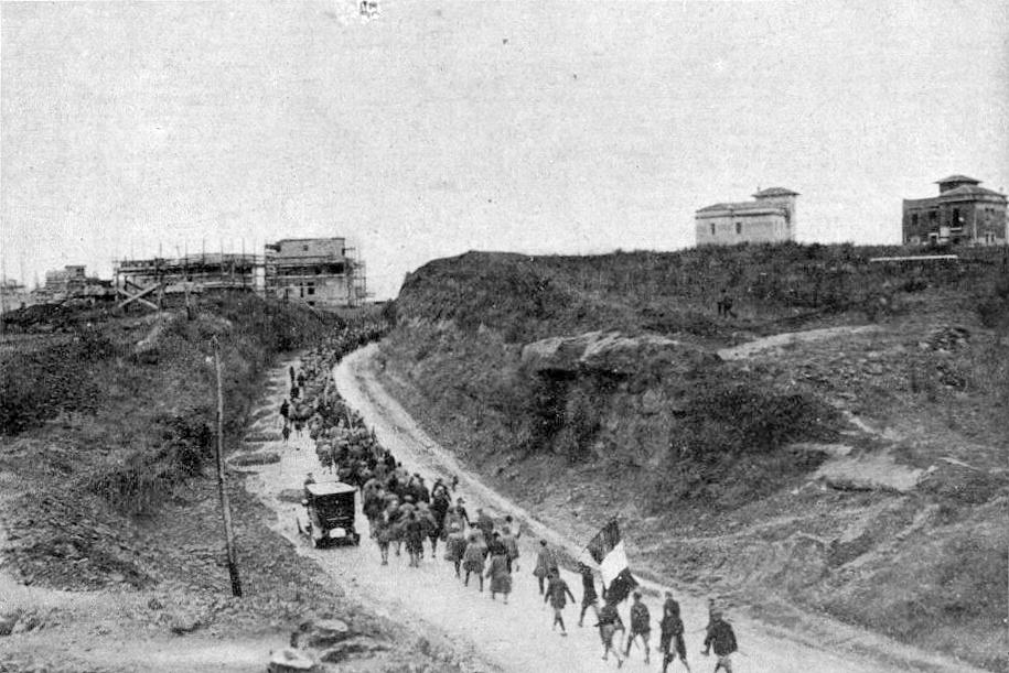 March on Rome 1922 - Alle porte di Roma