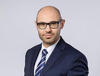 Marcin Czepelak Polish politician