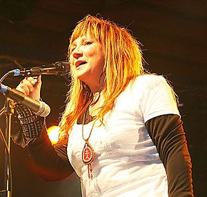 2006 in Norwegian music - Mari Boine at Riddu Riđđu.
