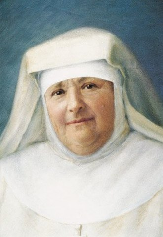 Franciscan Missionaries of Mary - Blessed Mary of the Passion, founderess of the congregation