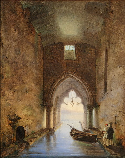File:Marie-Caroline de Bourbon - Intérieur du palais Vendramin sur la lagune de Venise.jpg