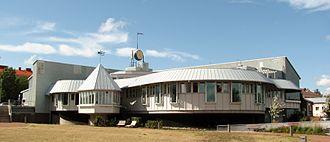 Mariehamn - Municipal library