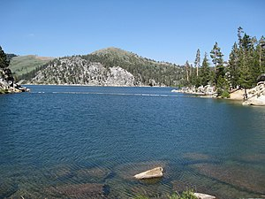 Lake Tahoe – Nevada State Park - Marlette Lake
