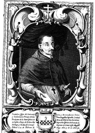 Agustín de Spínola Basadone - Cardinal Agustín Spínola