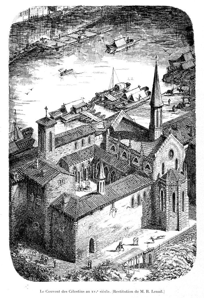 File martin histoire des glises et chapelles de lyon Histoire des jardins wikipedia