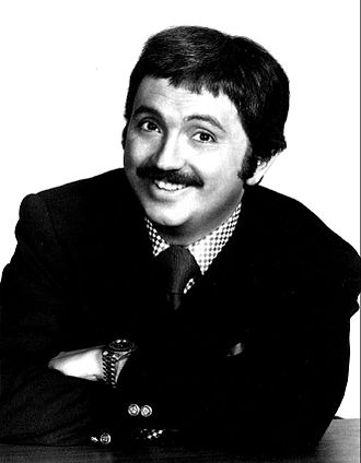 Marty Brill (comedian) - Image: Marty Brill The New Dick Van Dyke Show 1971