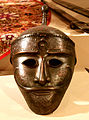 Mask of medieval azerbaijani fighter 1.JPG