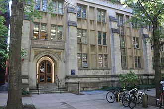 Yale School of Engineering & Applied Science - Image: Mason Laboratory
