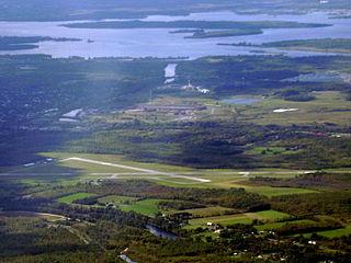 Massena International Airport airport