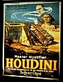 Master mystifier, Houdini the greatest necromancer of the age - perhaps of all times-The literary digest. LCCN2014637413.jpg