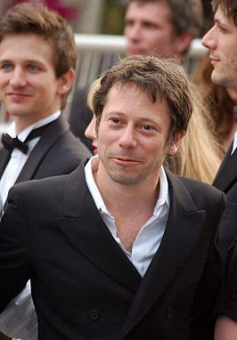 Mathieu Amalric in Cannes (2007)