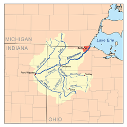 Maumee (Maumee River)