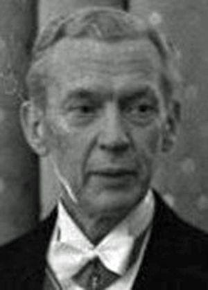 Maurice Couve de Murville - Image: Maurice Couve de Murville