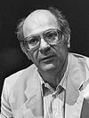 Mauricio Kagel in 1985
