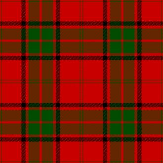Clan Maxwell - Maxwell tartan (modern dyes)