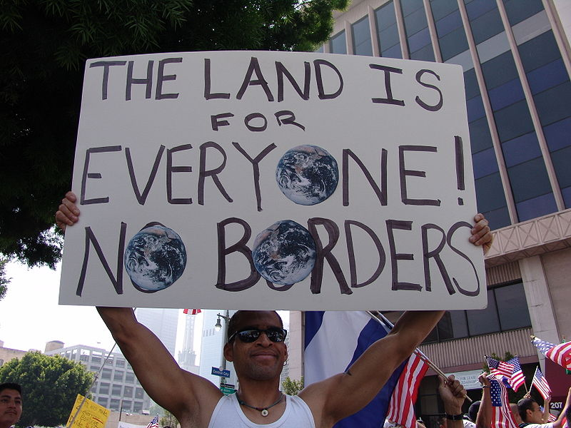 File:May Day Immigration March LA37.jpg