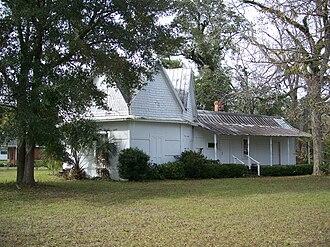 House of the Seven Gables (Mayo, Florida) - Image: Mayo FL Ho 7G03