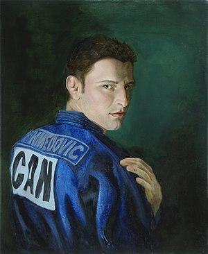 Judo in Canada - A portrait of Sasha Mehmedovic by Veronica Kvassetskaia-Tsyglan