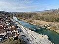 Melk river from abbey.jpg