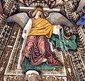 Melozzo da forlì, angeli coi simboli della passione e profeti, 1477 ca., corda 01.jpg