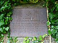 Memorial plaque in Kirkmaiden churchyard - geograph.org.uk - 657644.jpg