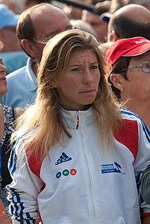 Christel Ferrier-Bruneau French cyclist