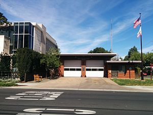 Menlo Park Fire Protection District - Menlo Park Fire Protection District Station No. 6