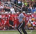Mentor Cardinals vs. St. Ignatius Wildcats (9697304482).jpg