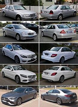 Difference Entre Le Moteur Mercedes C Et C  W