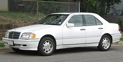 1998-2000 Mercedes-Benz C280 (US)