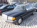 Mercedes-Benz S Class W126 (6787338536).jpg