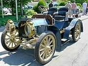Mercedes simplex 508, 1902 watapi Daimler-pa rurasqan antawa.